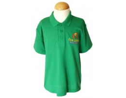 Fivelanes Polo Shirt Embroidered With Logo