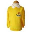 Fivelanes Sweatshirt Embroidered With Logo