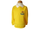 Five lanes Sweatshirt Embroidered With Logo