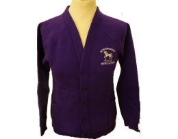 Newlaithes Cardigans with school logo
