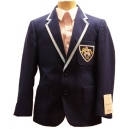 Fulneck Junior School Girls Blazer with Braiding