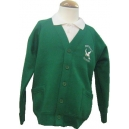 Whitecote Primary School Green Cardigan