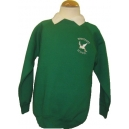 Whitecote Primary School Green Sweatshirt