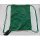 Valley View PE Green Pump Bag with School Logo