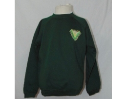 Valley View School Crew Neck Sweatshirts with Logo