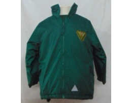 Valley View School Reversible Jacket with Logo