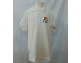 Farsley Farfield Polo Shirt Embroidered With Logo