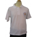 Pudsey Grangefield Polo Shirt Embroidered With Logo