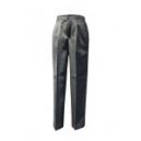 Boys Charcoal Slim Fit Junior Trouser