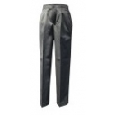 Boys Charcoal Classic Fit Elasticated Back Trouser