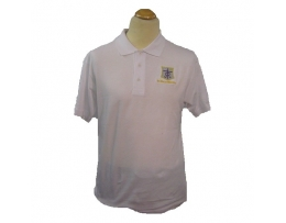 St Mary's Menston Polo Shirt Embroidered With Logo