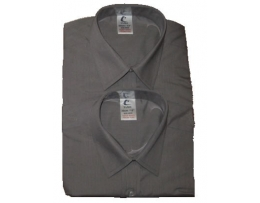 Twin Pack Grey Long Sleeve Winter Shirts