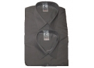 Twin Pack Grey Long Sleeved Shirts