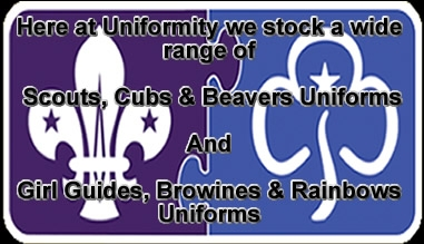 SCOUTS,CUBS, BEAVERS, GUIDES, BROWNIES, RAINBOW